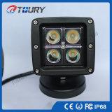 LED車の照明20WジープのトラクターLED働くランプライト