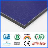 Painel composto de alumínio do revestimento da alta qualidade 4mm PVDF, painel composto plástico de alumínio, 4mm Acm