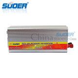 Suoer 12V 220V 2000W Gleichstrom-Wechselstrom-Sonnenenergie-Inverter (SUA-2000AF)
