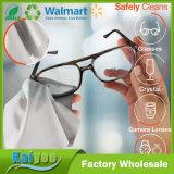 Todo o pano da fibra de vidro, pano de limpeza do Eyeglass de Microfiber