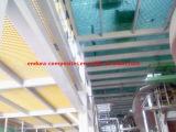 FRP/GRP/Fiberglass refuerzan la reja Grating/moldeada plástica