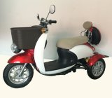 Negociante 3 rodas Scooter eletrico elétrico, triciclo de mobilidade elétrica para condução segura (TC-014)
