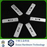 Piezas trabajadas a máquina CNC de anodización de la precisión de &#160 teledirigido;