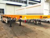 трейлер тележки трактора Axle 40feet 3 планшетный тяжелый Semi общего назначения
