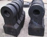 ASTM A47, coutume d'A48 ASTM A339/65-45-12 font toutes sortes de bâti et pièces de usinage