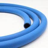 Manguera de aire de goma de alta resistencia de fibra de poliéster trenzado