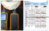 Câble extérieur d'ordinateur de câble du câble UTP de transmission de réseau de Ftpcat6 4X2X23AWG 250MHz/Cable