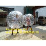 Inflable barato, surtidor de parachoques de la bola de la bola de la burbuja de la bola del sumo