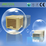 Dispositivo di raffreddamento di aria evaporativo economizzatore d'energia di raffreddamento della fabbrica del pollame