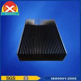 Oxidierten Aluminiumlegierung-Kühlkörper für Kommunikations-Gerät schwärzen