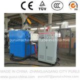 Machine de serrage en plastique pour le lavage agricole de film