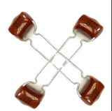 Película de poliéster metalizado condensador (CL21 MEF) Tmcf03