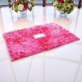 El resbalón del PVC no Shinny la alfombra lanuda del Chenille