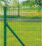 L'euro de qualité clôture la frontière de sécurité Eurofence de la Hollande