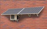 Миниое 48V разделило кондиционер 100% солнечный приведенный в действие с 9000-24000BTU