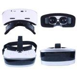 écouteur de Vr en verre du virtual reality 3D