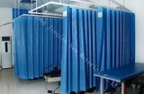 Blauwe anti-Blood&Anti-Bacteriële Niet-geweven Stof SMS voor Medisch Gordijn