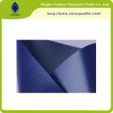 Оптовая ткань с покрытием Tb077 PVC стороны Ripstop водоустойчивая двойная