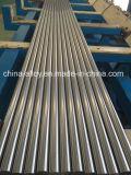 ASTM B637 Inconel 718 Befestigungsteilschrauben und -muttern des runden Stabes UNS N07718