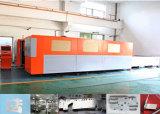 La gran cortadora del laser de la fibra del acero inoxidable del acero de carbón
