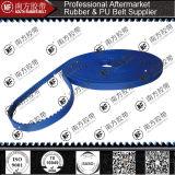 TT5 máquina de tricô Cintos Kevlar azul cabo / cabo de aço