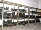 Mn鋼鉄材料GB894.1-86のばねシャフトのカード(HS-ST-040)