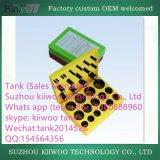 Изготовленный на заказ набор колцеобразного уплотнения Viton силиконовой резины