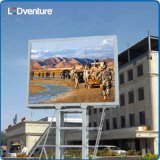 Panel a todo color HD LED Publicidad al aire libre, impermeable, de alto brillo