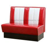50s米国式の方法快適な革レストランの椅子(SP-KS269)