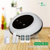Het goedkoopste Alarm van de Veiligheid van het Huis WiFi+GSM met Lage Batterij herinnert eraan