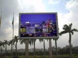 Visualización video al aire libre impermeable de IP65 SMD3535 P8 LED para la tarjeta de mensaje