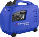 1350W 1350kVA新しいシステム小さいエンジン力の携帯用無鉛ガソリンの発電機