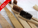 Eco-Friendly Biodegradable Bamboo Soft Bristles Brosse à dents Oral Care