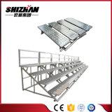 Shizhan todo el coro plegable de aluminio efectúa la etapa coral