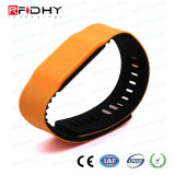 Neues Produkt! RFID NFC SilikonWristband mit doppeltem Color-Hywgj13