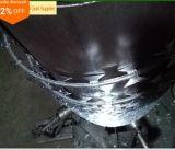 Alambre de púas protegido seguridad de la cinta de la maquinilla de afeitar acordeón (CBT-65)