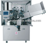 B. Gfn-301 Hand Cream Filling and Sealing Machine (plastic tube)