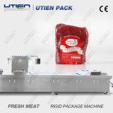 Macchina d'imballaggio a vuoto di Thermoforming della carne automatica con CE (FFS)