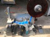 Semi-Auto Labeler liso/máquina de etiquetas lisa de China