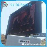 Miete P16 LED-Bildschirmanzeige anpassen im Freien