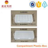 Cadre clair en plastique de 10 compartiments