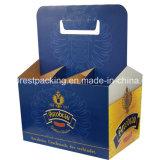 Fabricantes 6 caixas da cerveja do frasco com portador