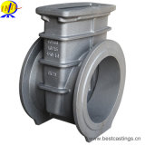 Carcaça Ductile personalizada OEM do ferro por Escudo Carcaça