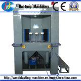 Schwenktisch-Typ automatische Sandstrahlen-Maschine für Turbolader