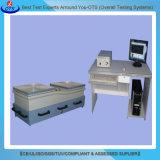 Máquina de teste da simulação da vibração do transporte do equipamento de teste do abanador do laboratório
