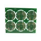 PWB del prototipo de 8 capas de la industria de la comunicación