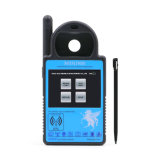 Smart Mini ND900 Trasponder Key Programmer para 4c 4D ID46 72g Chip Copy Machine Update Via Internet