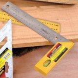 """"""" quadrato di prova del quadrato di angolo dell'acciaio inossidabile 8 con 1 fiala"""