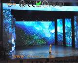 L'écran d'intérieur de P6 RVB DEL avec la haute la vitesse de régénération et la définition élevée