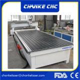 Цена машины CNC конструкции PCB деревянной кожи ткани деревянное